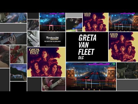 Greta Van Fleet Song Pack – Rocksmith 2014 Edition Remastered DLC