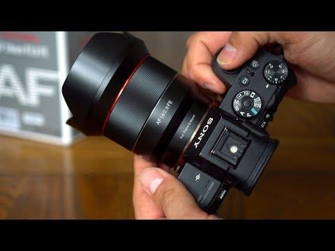 Samyang AF 14mm f/2.8 FE lens review with samples (Full-frame & APS-C)