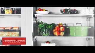 NEW Thermador Stainless Steel Refrigeration   TV Spot