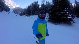 Biberwier skiing