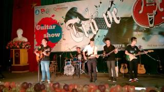 Big Guitar Show - Tiếng Gọi - HUMG Guitar Club