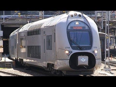 ankommande tåg stockholm