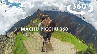 MACHU PICCHU EXPLORING 360 VIDEO