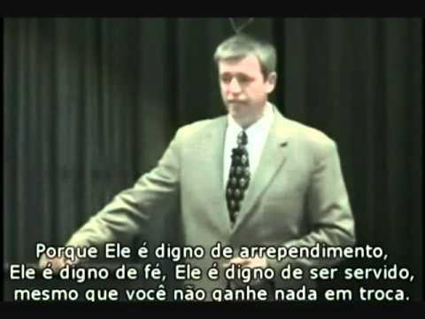 Paul Washer - O Verdadeiro Evangelho (pregação completa dublada)