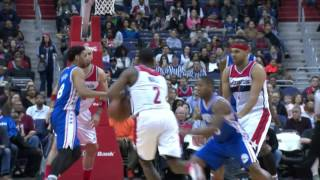 John Wall Records Fourth Career Triple-Double