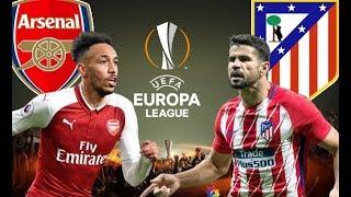 видео Арсенал - Атлетико прогноз на 1/2 финала Лигу Европы 26 апреля