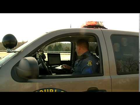 A day in the life of a State Trooper