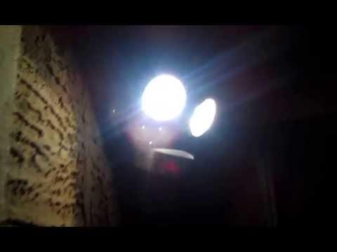 Lithonia Lighting Led Motion Security Light Model Oflr 6lc