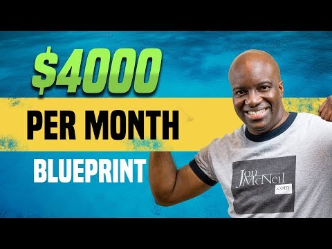 HOW TO MAKE 4000 DOLLARS PER MONTH ONLINE