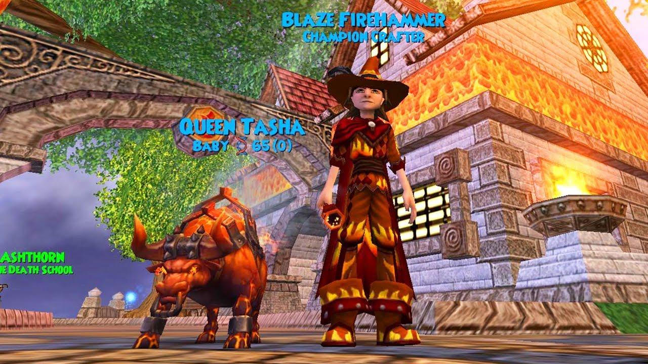 100+ Wizard101 Fire Pets – yasminroohi