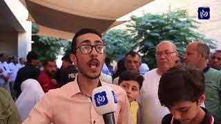 المرشحون لوظيفة معلم صف يعترضون على اختبار اللغة العربية - (18-8-2018)