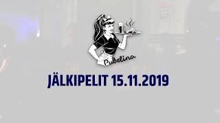 Jälkipelit 15.11.2019. Pubelina