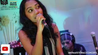 Roz Sham Aati Hai Magar Aesi | Cover | Ankita Kundu | IRIS Alive Intimate Terrace Concert