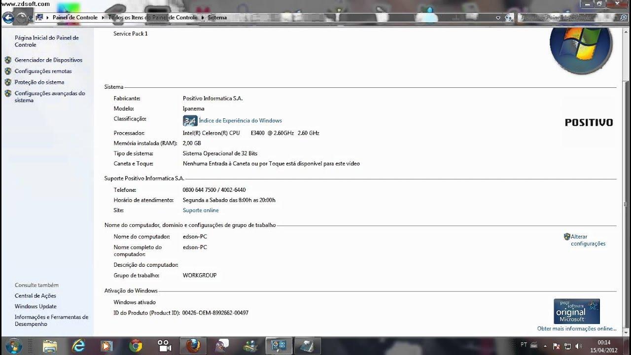 chave de ativação do windows 7 ultimate 32 bits