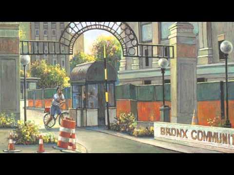 Bronx Artist Danny Hauben