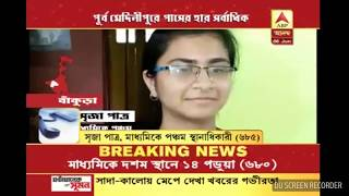 Madhyamik Toppers 2018 /West Bengal Board/