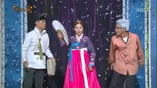 개그콘서트 Gag Concert 힙합의 신 20141130