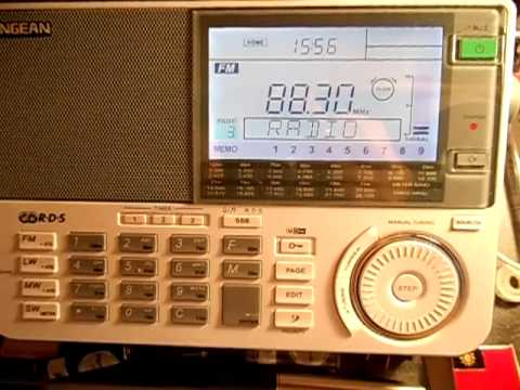FM DX 88.3MHz ABTO Radio Vladivostok Russia