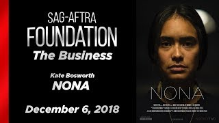 The Business: Q&A with Kate Bosworth of NONA