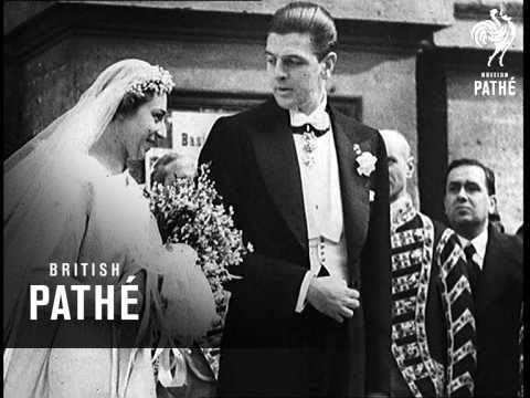 Royal Wedding In Rome (1935)