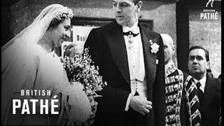 Royal Wedding In Rome (1935)