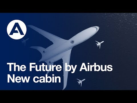 The Future by Airbus - New cabin vision