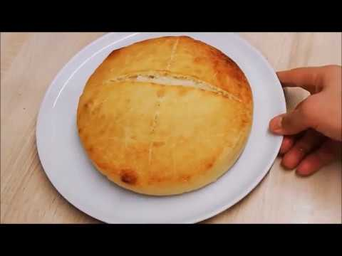 pain-rond-croustillant-et-trÈs-facile-(cuisine-rapide)