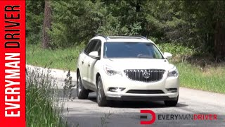 2013 Buick Enclave AWD Review on Everyman Driver