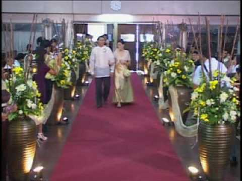 Michael Lajo Jean Cruz Wedding Ceremony Mp4