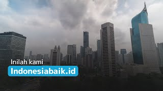 Kami #IndonesiaBaik. Yuk, Bersama Lawan Pandemi dan Lawan Infodemi!