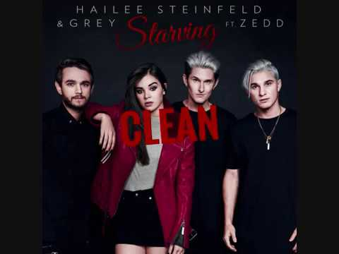 Hailee Steinfeld, Grey - Starving ft, Zedd...