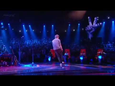 """[Full] The Voice UK Live Shows 4 : Max Milner """"Black Horse and the Cherry Tree"""""""