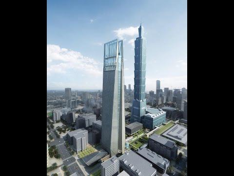 Taipei 101 Getting a Neighbor