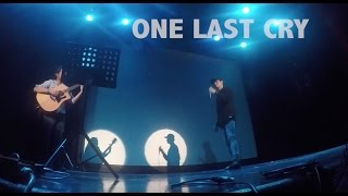One Last Cry by Michael Pangilinan @Teatrino 3 of 3