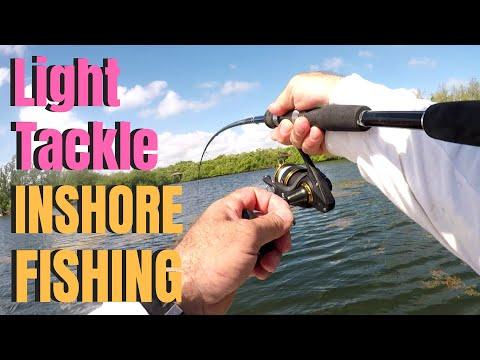 Light Tackle INSHORE FISHING