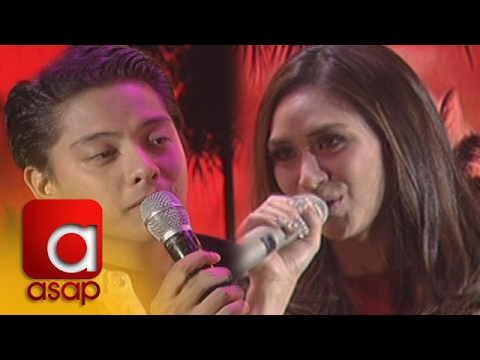 ASAP: Popstar Royalty Sarah G and King of Hearts Daniel's much awaited collaboration