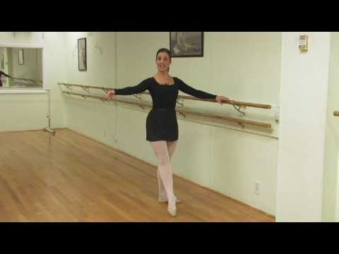 Ballet Lessons : How to Structure a Ballet Class