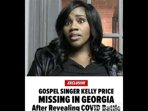 Singer Kelly Price is Missing in Georgia After COVID Battle