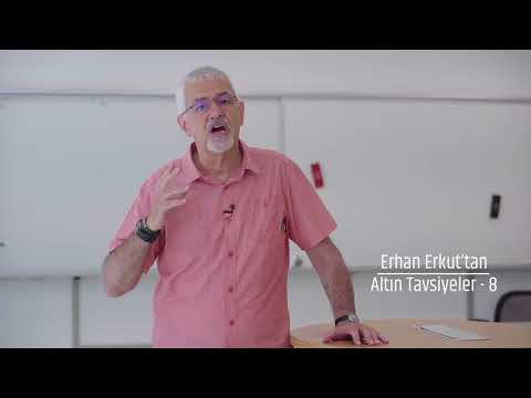 Prof. Dr. Erhan Erkuttan 15 Altın Tavsiye - 8
