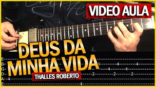 DEUS VIDA ROBERTO BAIXAR THALLES MP3 DA MINHA