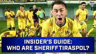 A Beginner's Guide t๐ Sheriff Tiraspol | History, Facts, Highlights | CBS Sports Golazo