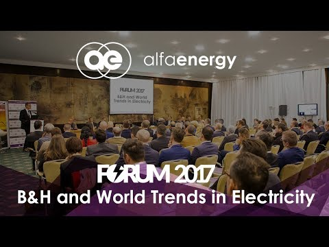 Alfa Energy Group - Business Electricity Forum 2017, Sarajevo