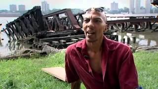 James Percell New York Homeless Singer on ITV Daybreak