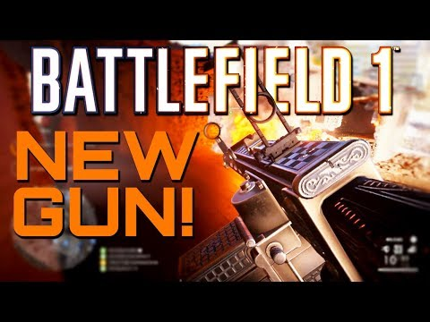Battlefield 1: New SMG for the Assault Class! In The Name of the Tsar DLC CTE (PS4 PRO Gameplay)
