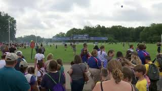US Space and Rocket Center host a Guinness record attempt by launching 5,000 model rockets