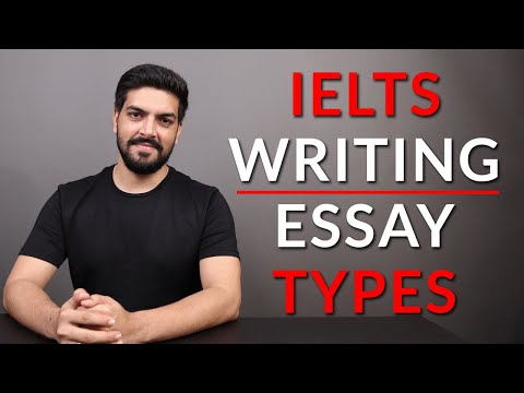 IELTS Writing Task 2 - All Types of Essays