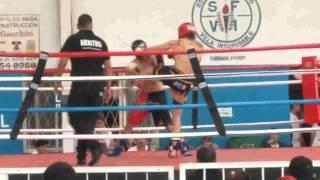 Gonzo Fenix Low kick 71 kg