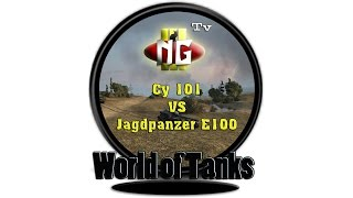 - су 101 * World Of Tanks * NgIII