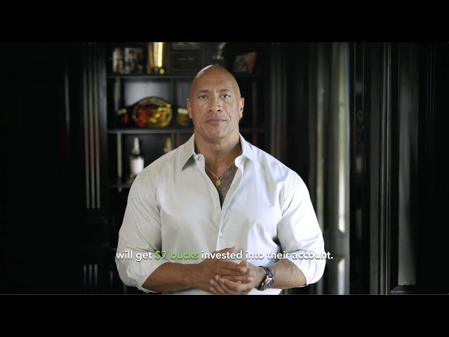 Dwayne Johnson and Dany Garcia Partner Up as Acorns Investors, Families to Receive $7 Investment