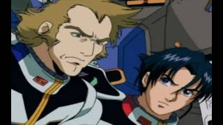 (Mobile Suit Gundam: Encounters in Space) Thoroughbred: Episode 2 - Moon